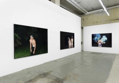 Ausstellungsansicht: Paradigma Blickwechsel Copyright Tapetenwerk Leipzig
